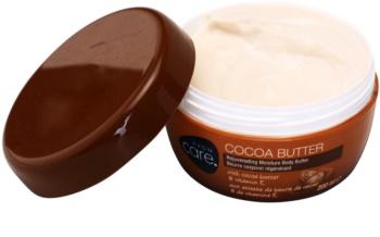 Avon Care crema hidratanta de corp pentru intinerire cu unt de cacao si vitamina E