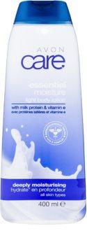 Avon Care leite corporal hidratante com proteínas de leite