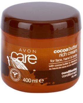 Avon Care pflegende Creme für Gesicht, Hände und Körper