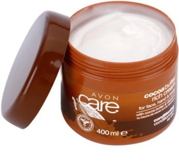 Avon Care crema suave para cara, cuerpo y manos