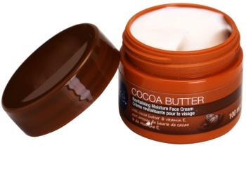 Avon Care revitalizačný hydratačný pleťový krém s kakaovým maslom