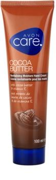 Avon Care creme hidratante e revitalizante para as mãos com manteiga de cacau e vitamina E