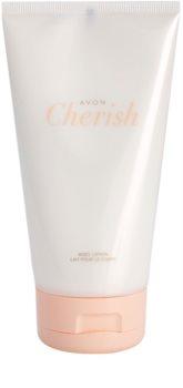 Avon Cherish telové mlieko pre ženy 150 ml