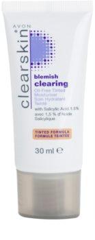 Avon Clearskin  Blemish Clearing tonisierende hydratierende Creme für unreine Haut