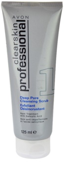 Avon Clearskin  Professional exfoliante de limpieza profunda
