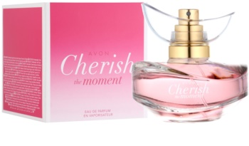 Avon Cherish the Moment Eau de Parfum για γυναίκες 50 μλ