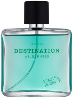 Avon Destination Wilderness Eau de Toilette für Herren 75 ml