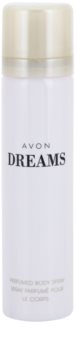 Avon Dreams spray de corpo para mulheres 75 ml spray corporal