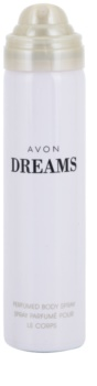 Avon Dreams spray pentru corp pentru femei 75 ml spray pentru corp