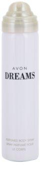 Avon Dreams telový sprej pre ženy 75 ml telový sprej