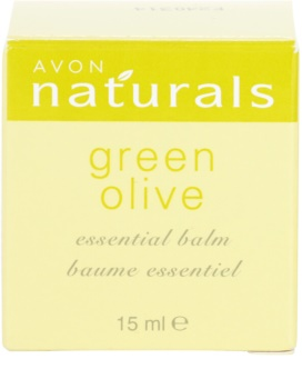 Avon Naturals Essential Balm balzám s výtažkem z oliv
