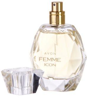 Avon Femme Icon Eau de Parfum Damen 50 ml