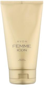 Avon Femme Icon leite corporal para mulheres 150 ml