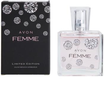 Avon Femme Limited Edition parfémovaná voda pro ženy 30 ml