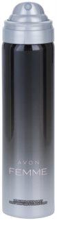 Avon Femme spray corporal para mujer 75 ml