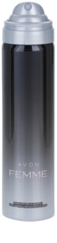 Avon Femme spray de corpo para mulheres 75 ml