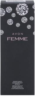 Avon Femme deodorante con diffusore per donna 75 ml
