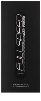 Avon Full Speed Max Turbo eau de toilette pour homme 75 ml
