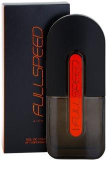 Avon Full Speed Eau de Toilette voor Mannen 75 ml