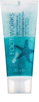 Avon Foot Works Healthy Voeten Peeling