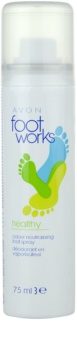 Avon Foot Works Healthy spray para pés