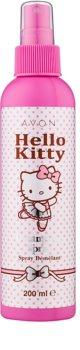Avon Hello Kitty φροντίδα χωρίς ξέβγαλμα για εύκολο  χτένισμα μαλλιών
