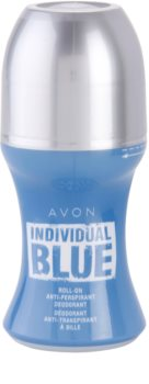 Avon Individual Blue for Him Deodorant roller voor Mannen  50 ml