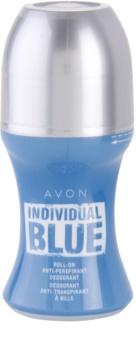 Avon Individual Blue for Him golyós dezodor férfiaknak 50 ml