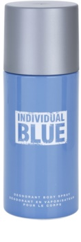 Avon Individual Blue for Him deodorant Spray para homens 150 ml