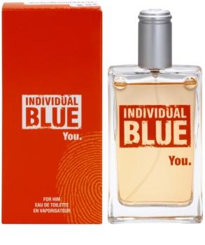 Avon Individual Blue You toaletní voda pro muže 100 ml