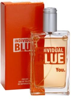 Avon Individual Blue You eau de toilette pour homme 100 ml
