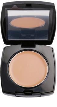 Avon Ideal Flawless krémes make-up púderes hatással