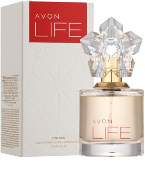 Avon Life For Her eau de parfum per donna 50 ml