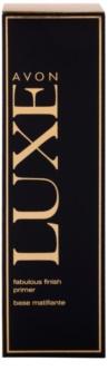 Avon Luxe Makeup base matifiante pour une peau parfaite