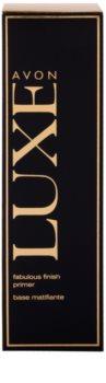 Avon Luxe Makeup zmatňujúca báza pre dokonalú pleť