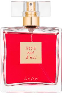 Avon Little Red Dress eau de parfum para mujer 50 ml