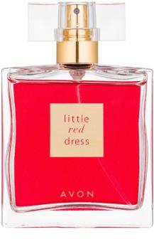 Avon Little Red Dress Eau de Parfum para mulheres 50 ml