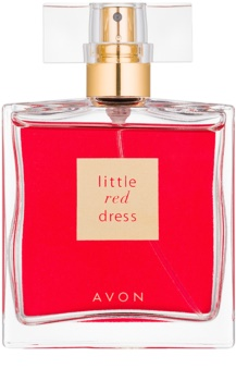 Avon Little Red Dress Parfumovaná voda pre ženy 50 ml