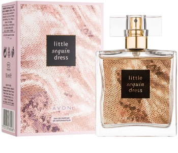 Avon Little Sequin Dress eau de parfum per donna 50 ml