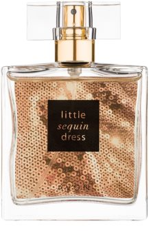 Avon Little Sequin Dress Eau de Parfum για γυναίκες 50 μλ
