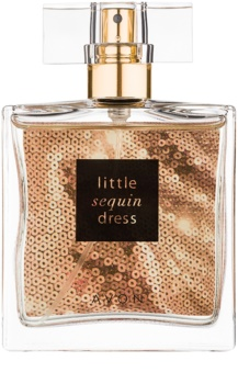 Avon Little Sequin Dress Eau de Parfum für Damen 50 ml