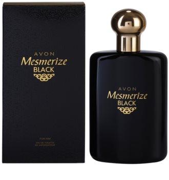 Avon Mesmerize Black for Him тоалетна вода за мъже 100 мл.