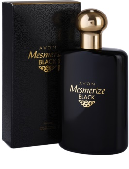 Avon Mesmerize Black for Him toaletní voda pro muže 100 ml