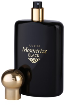 Avon Mesmerize Black for Him Eau de Toillete για άνδρες 100 μλ