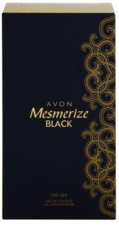 Avon Mesmerize Black for Her toaletna voda za ženske 50 ml