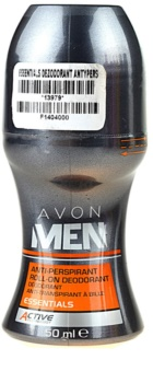 Avon Men Essentials Roll - On Deodorant Antiperspirant