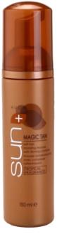 Avon Sun Magic Tan mousse auto-bronzante corps avec complexe raffermissant