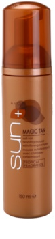 Avon Sun Magic Tan Selbstbräunungsschaum Festiger-Komplex für den Körper
