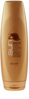 Avon Sun Magic Tan hydratační samoopalovací mléko na obličej a tělo