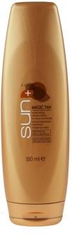 Avon Sun Magic Tan Hydraterende Zelfbruinings Melk  voor Gezicht en Lichaam